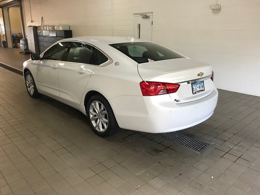 Used 2016 Chevrolet Impala 1LT with VIN 2G1105SA4G9161001 for sale in Buffalo, Minnesota
